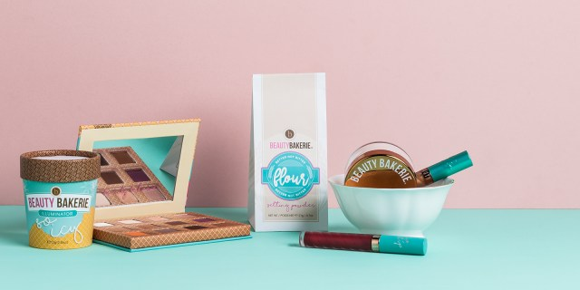 Beauty Bakerie makeup range