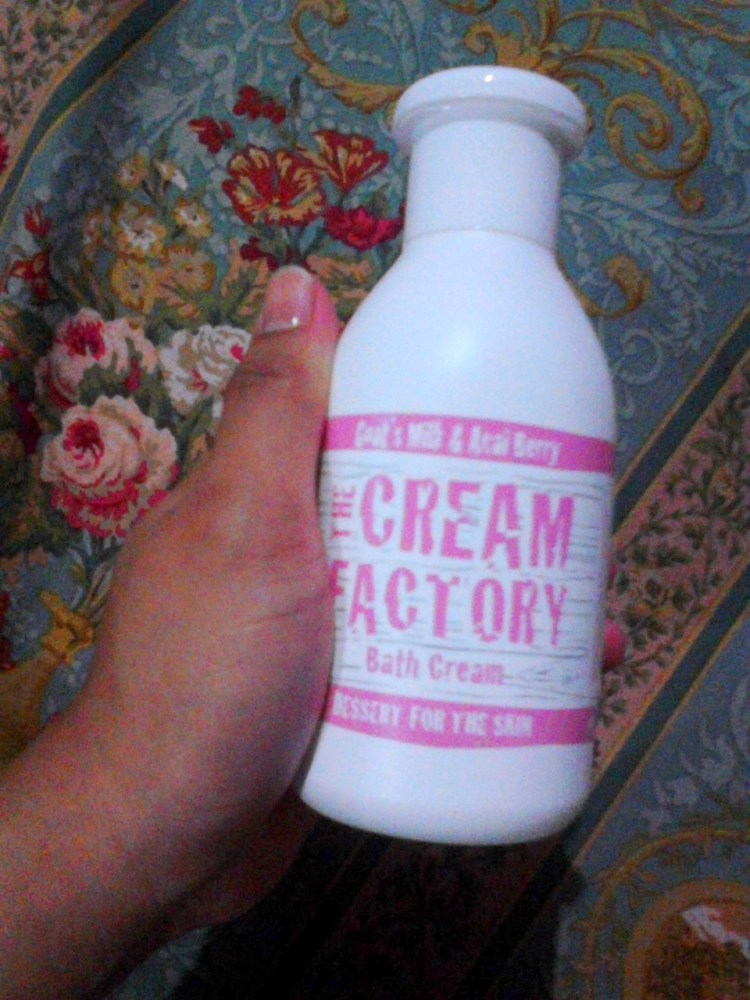 The Cream Factory Bath Cream (3/6)