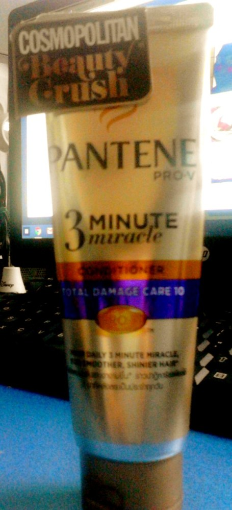 My Tress Hero - Pantene 3 Minute Miracle Conditioner (2/6)