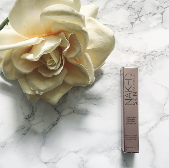 Urban Decay Naked Skin Concealer | Review 1