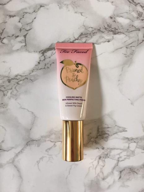 Too Faced Cooling Matte Skin Perfecting Primer | Review 1