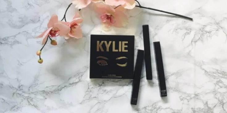 Kylie Cosmetics Sorta Sweet Palette & 3 Lipliners | Review 1