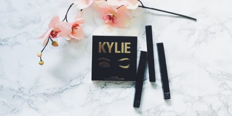 Kylie Cosmetics Sorta Sweet palette & 3 lipliners