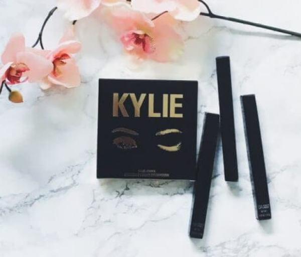 Kylie Cosmetics Sorta Sweet palette & 3 lipliners | Review