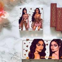 Kylie Cosmetics x Jordyn Woods Collection | Review