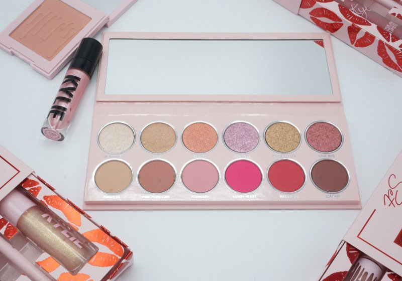 Kylie Cosmetics Valentine Collection 2019 | Review