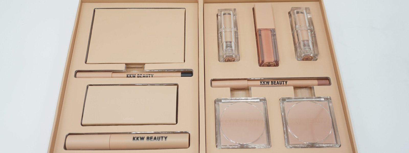 KKW Beauty Glam Bible Bundle | Review