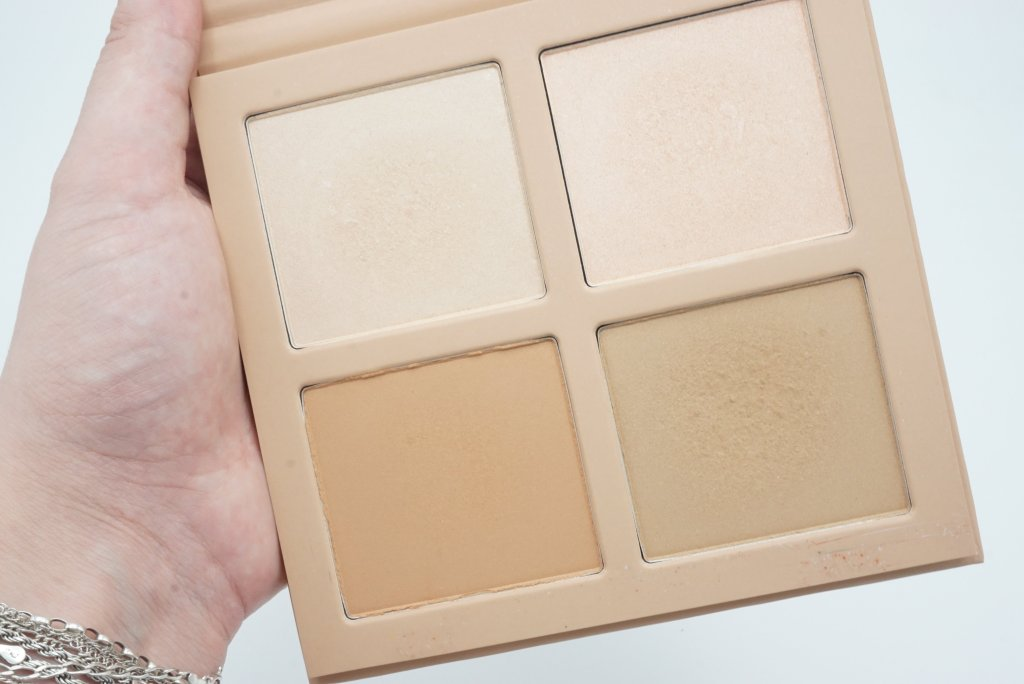 KKW Beauty Powder Contour and Highlight Kit | Review 3