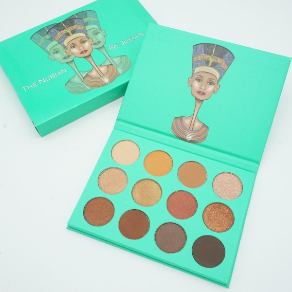 Juvia's Place The Nubian Palette | Review