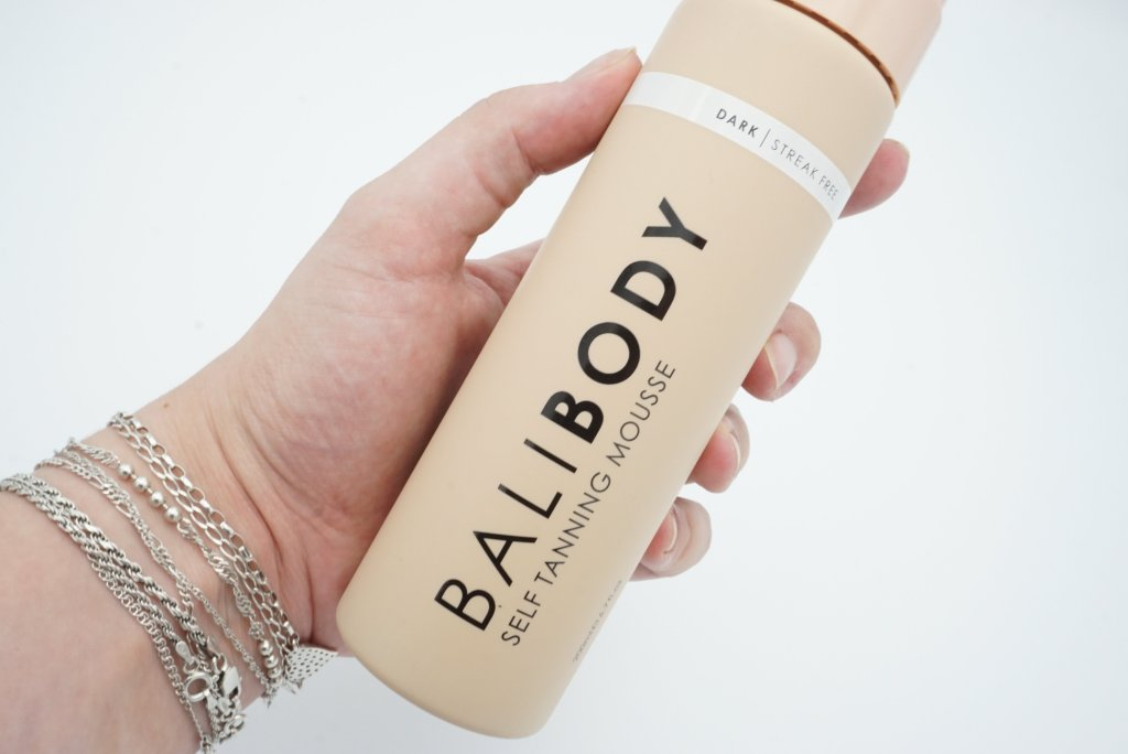 How to self tan using Bali Body products