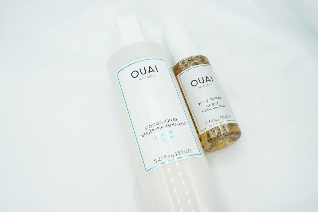 Do I Like My New Haircare Products? | OUAI Products Review ⋆ Beautymone