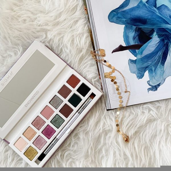 Sigma Beauty Enchanted Palette | Review & Swatches