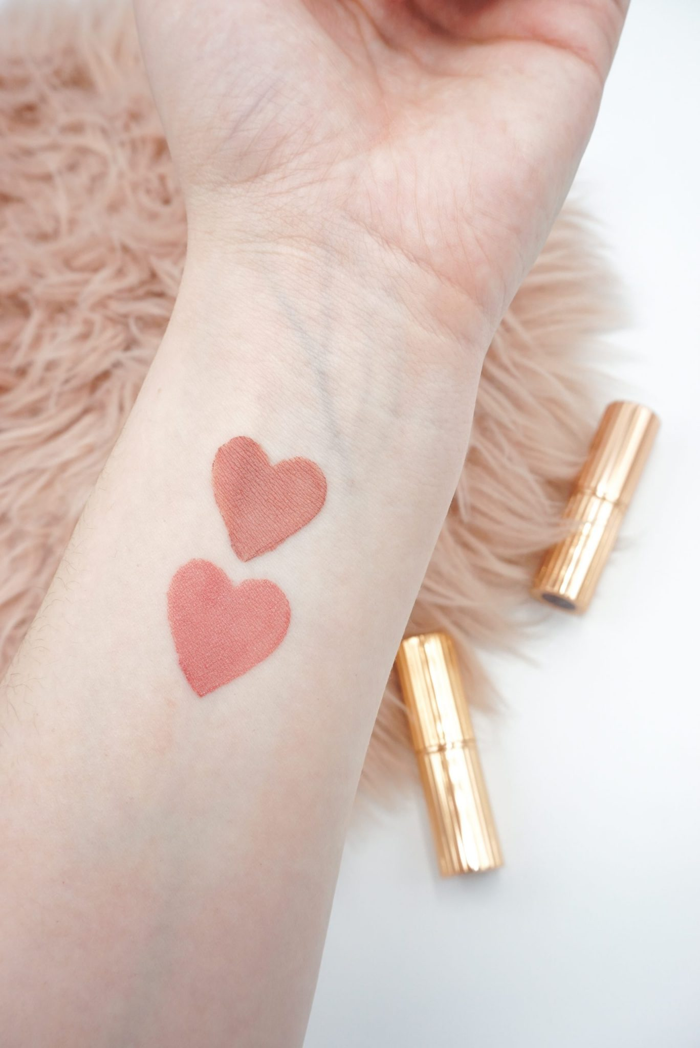 charlotte tilbury pillow talk and the