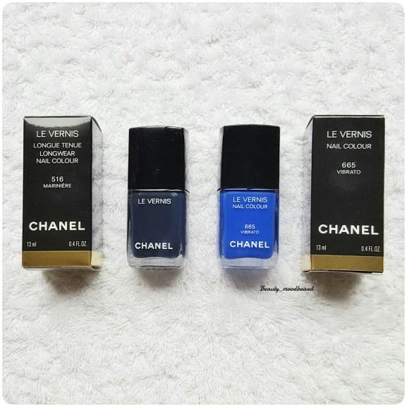 Chanel Le Vernis comparatif ancienne et nouvelle formule
