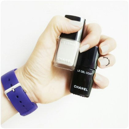 Swatch Le Vernis Chanel