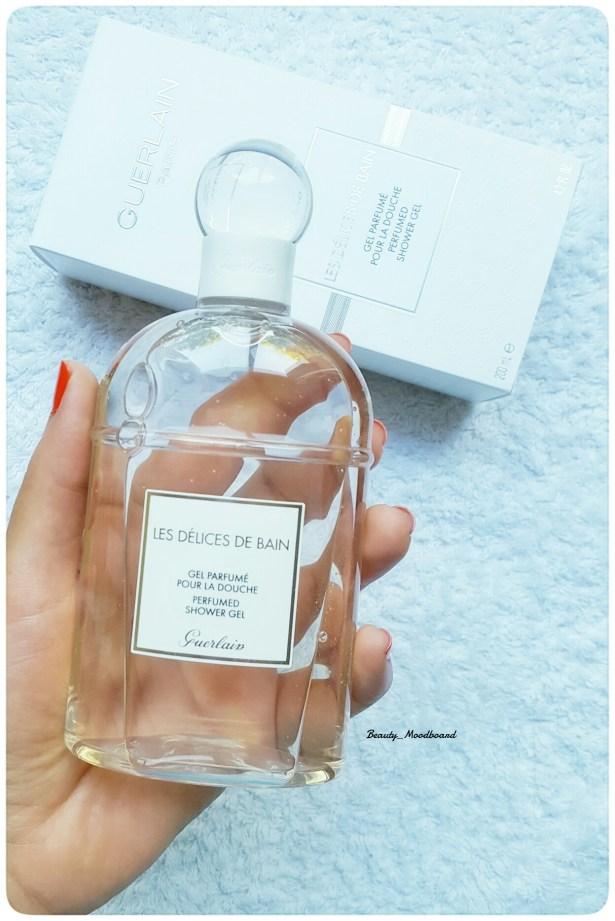 Gel parfumé pour la douche Guerlain
