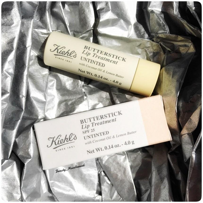 baume à lèvres incolore de la marque Clean Beauty kiehl's