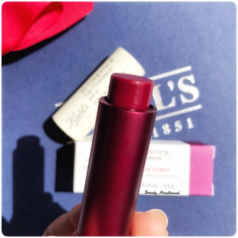 Butterstick Lip Treatment Kiehl's Touch of Berry