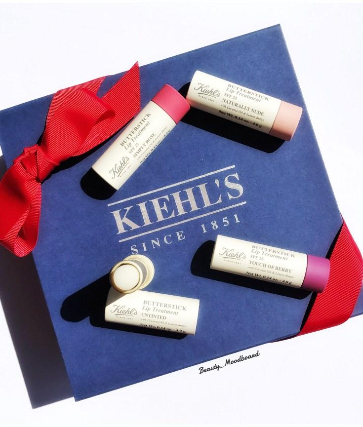 Baumes à lèvres colorés Kiehl's