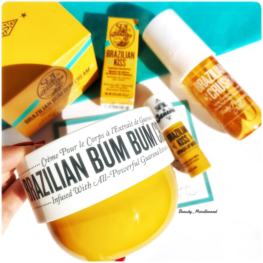 Brazilian Bum Bum Cream Sol De Janeiro disponible chez Sephora