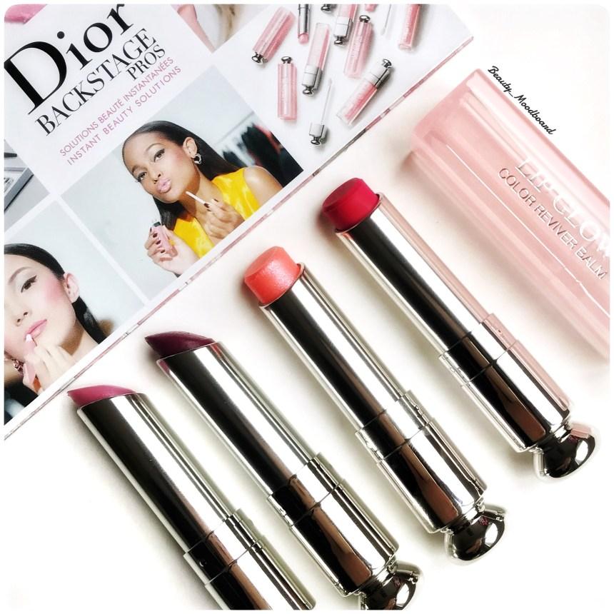Dior Addict Lip Glow Squad