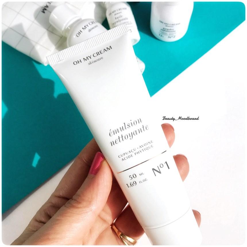 Emulsion nettoyante Oh My Cream Skincare