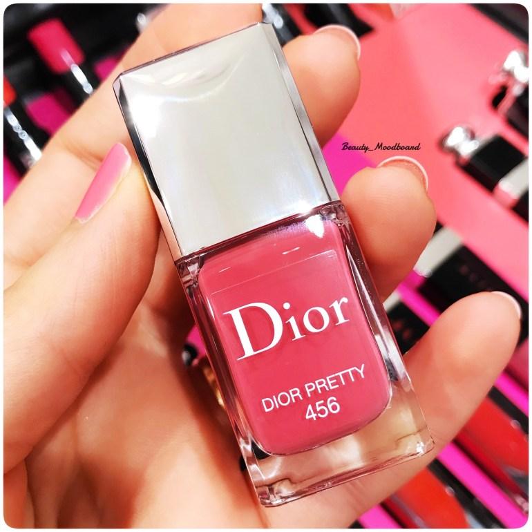 Dior vernis Pretty 456
