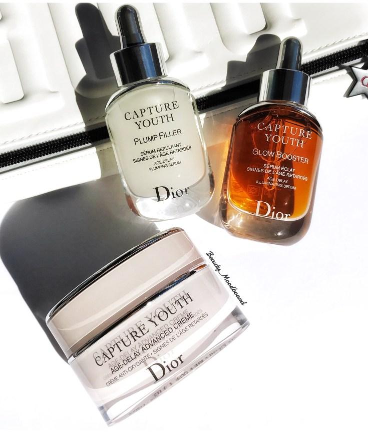 Nouveautés soins visage Dior