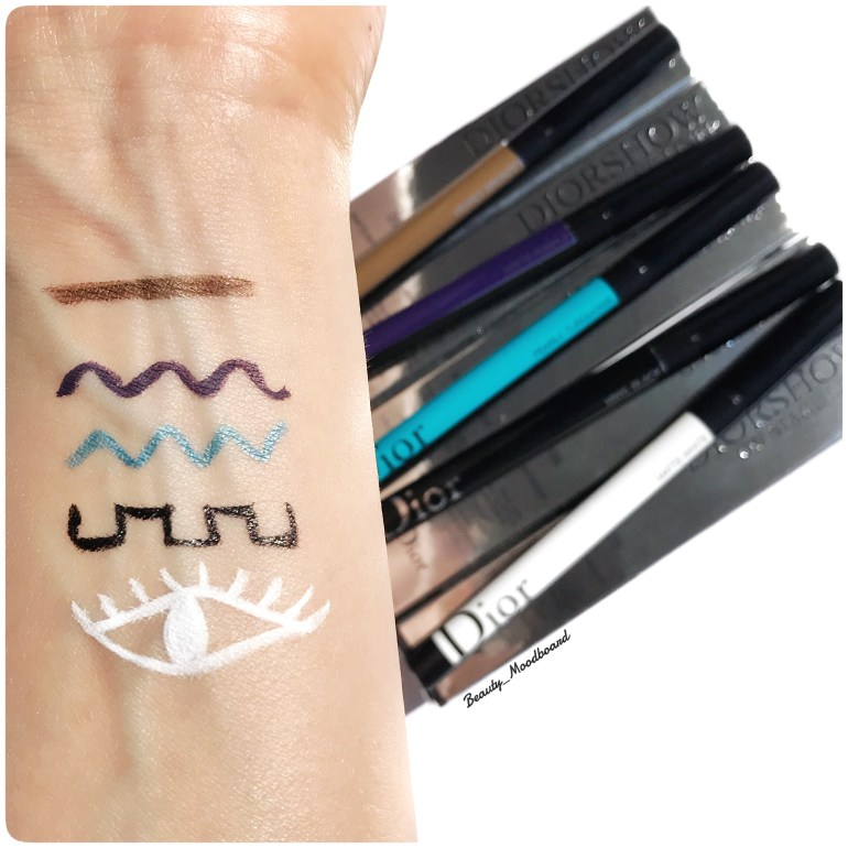 Swatch Diorshow On Stage Liner