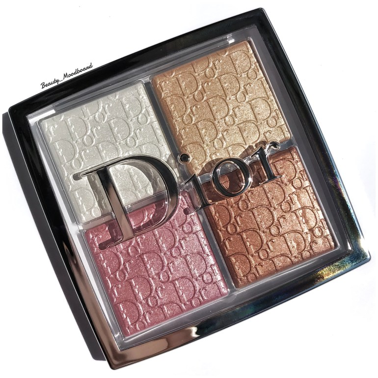 Glow Face Palette 001 Maquillage Dior Backstage