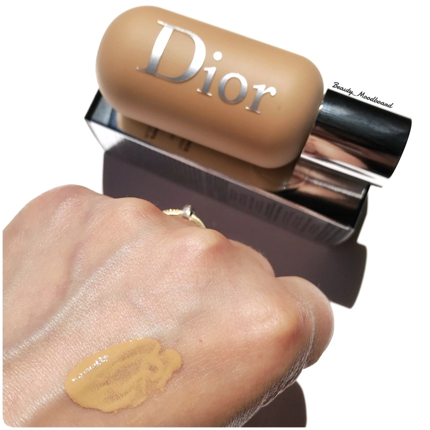 Dior Backstage Face & Body Foundation 3WO Swatch
