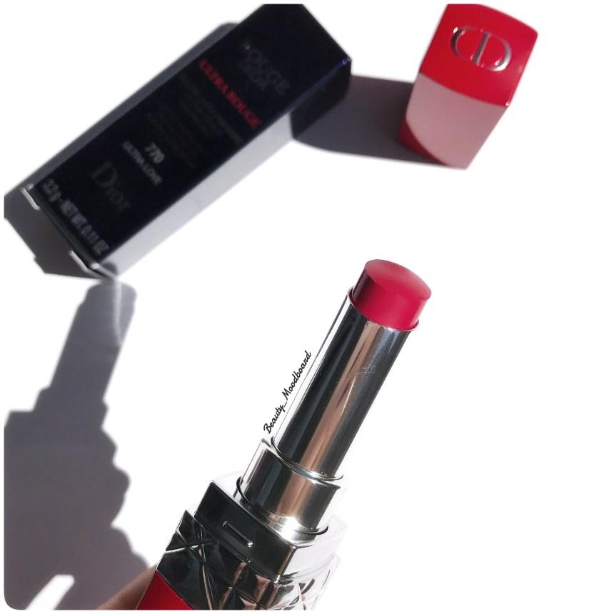 Rouge à lèvres Dior Ultra Love 770