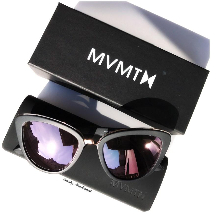 MVMT Lunettes de soleil Marquee verres polarisés