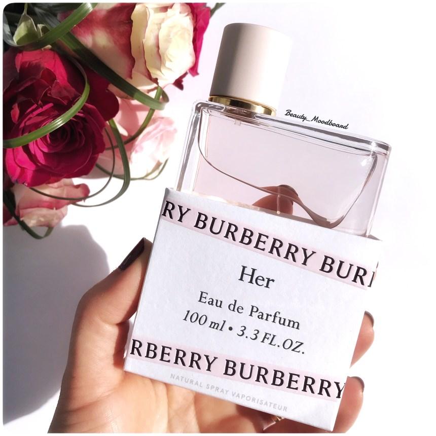 Beauty HorosKope Novembre 2018 Balance parfum Burberry Her