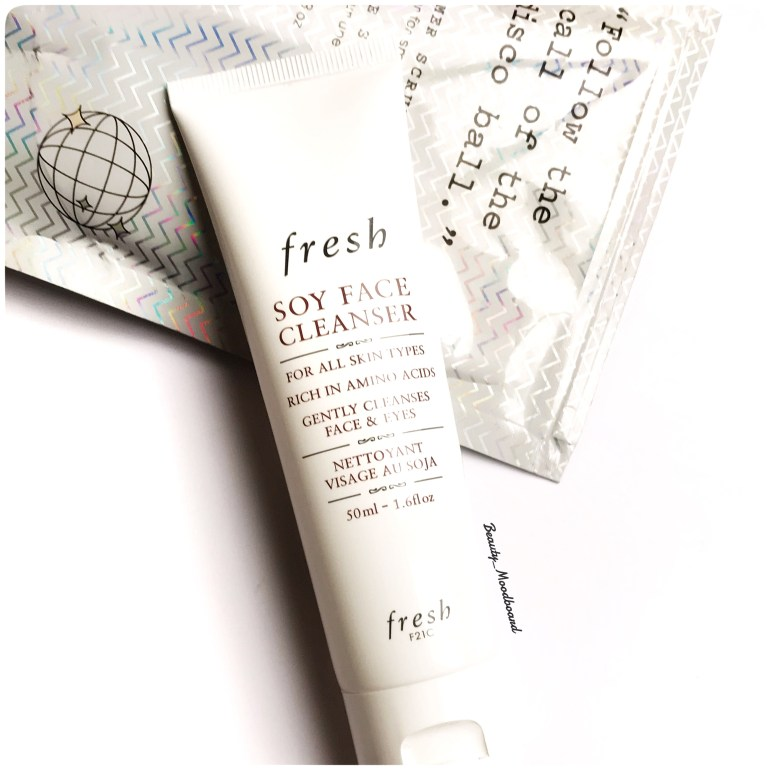 Fresh Soy Face Cleanser astro mood Poissons