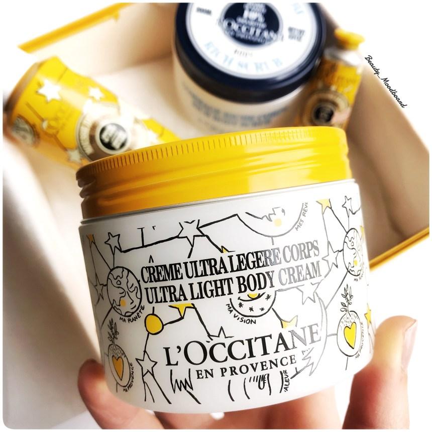 Crème Ultra Légère Corps L'Occitane Beauty HorosKope Décembre 2018 Vierge