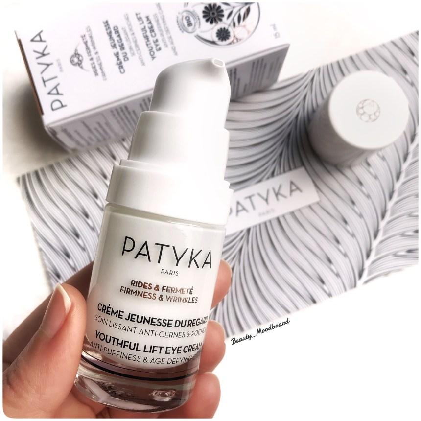 Crème Jeunesse Du regard Patyka sélection beauté signe astro capricorne