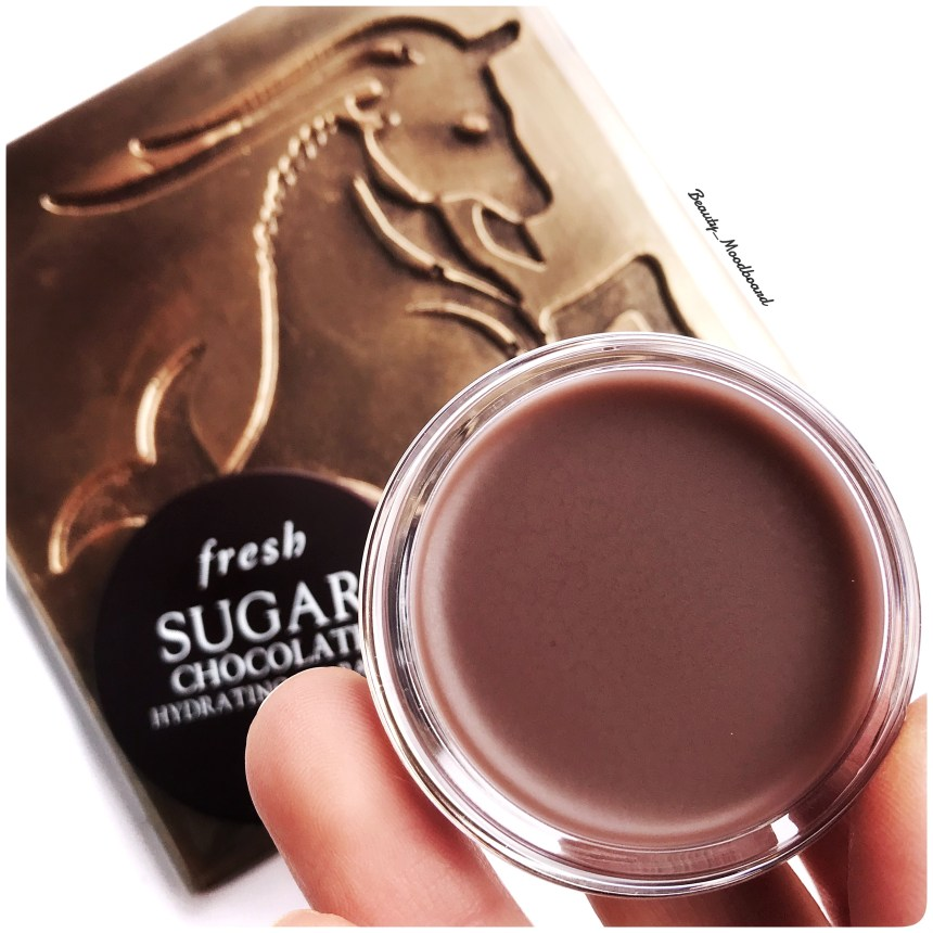 Fresh Beauty Sugar Chocolate Hydrating Lip Balm Beauty HorosKope Janvier 2019 Sagittaire