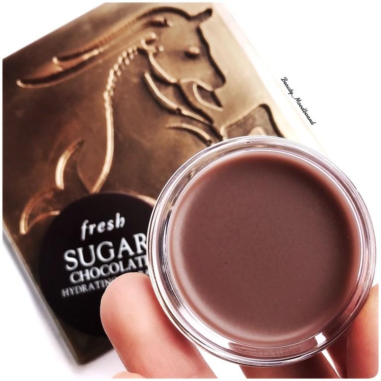 Fresh Beauty Sugar Chocolate Hydrating Lip Balm Beauty HorosKope Janvier 2019 Sagittaire