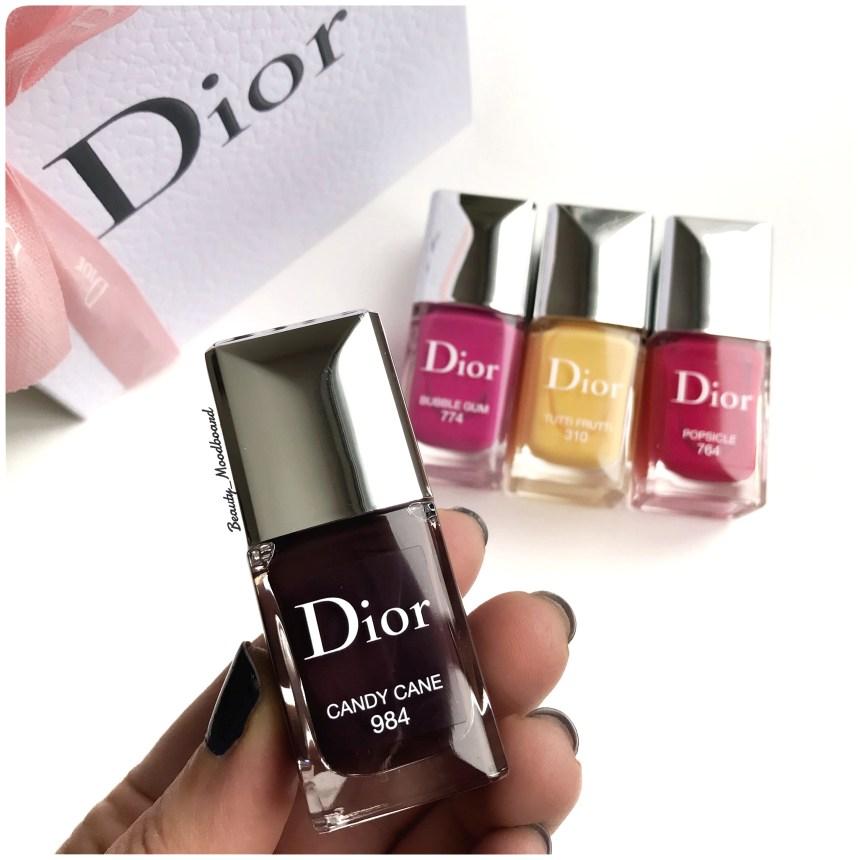 Dior Vernis Candy Cane 984