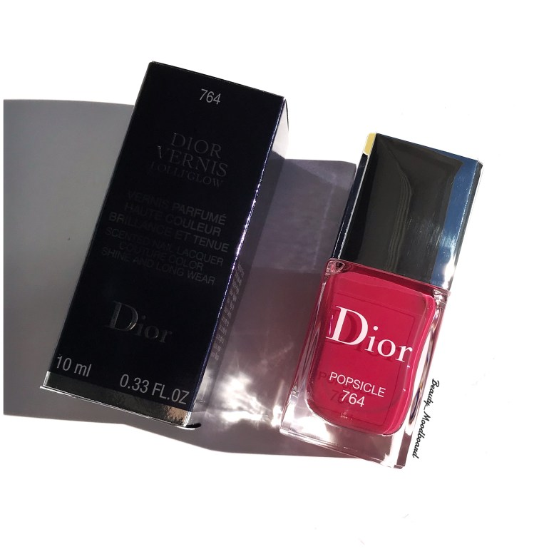 Dior Vernis Lolli'Glow Spring Look 2019 Popsicle 764