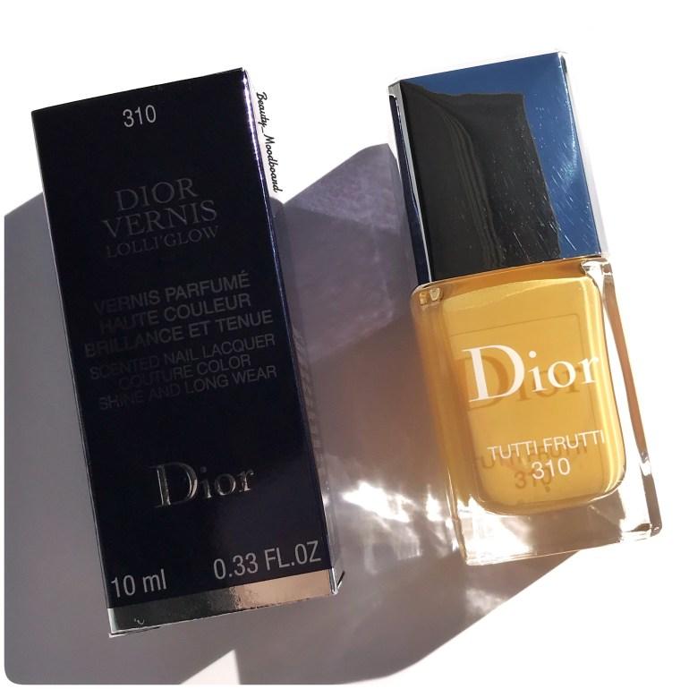 Dior Vernis Lolli'Glow Spring Look 2019 Tutti Frutti 310