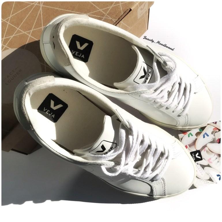 Veja Esplar LT Blanc tendance Less is more mode