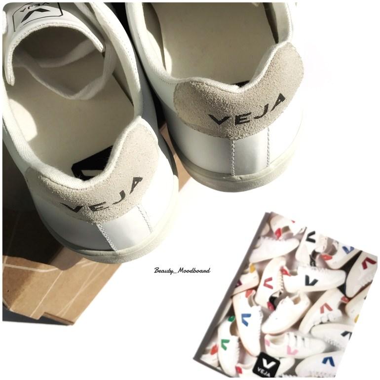 Veja Esplar LT Blanc sneakers blanches marque green fashion
