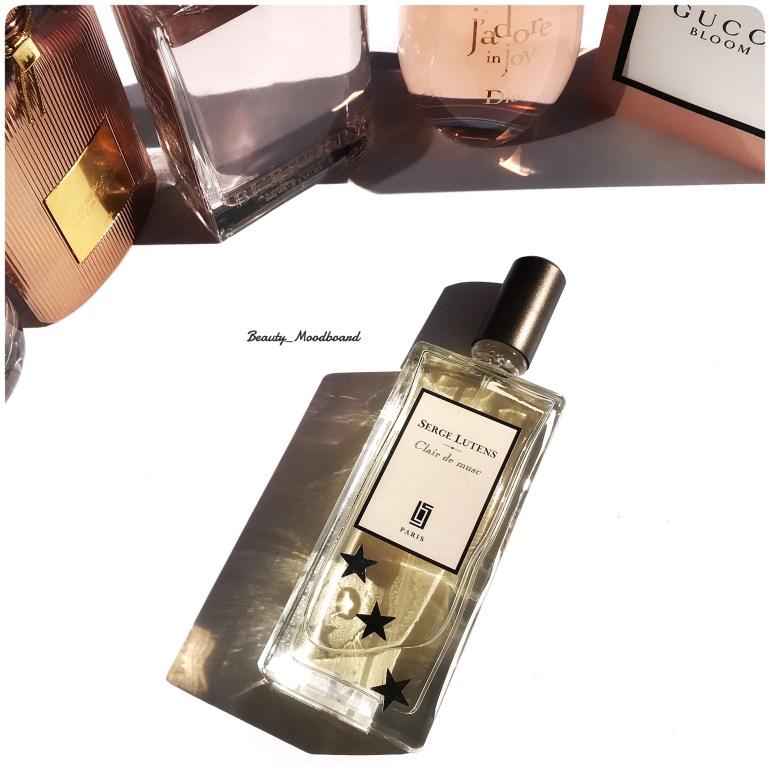 Serge Lutens Clair de Musc parfum