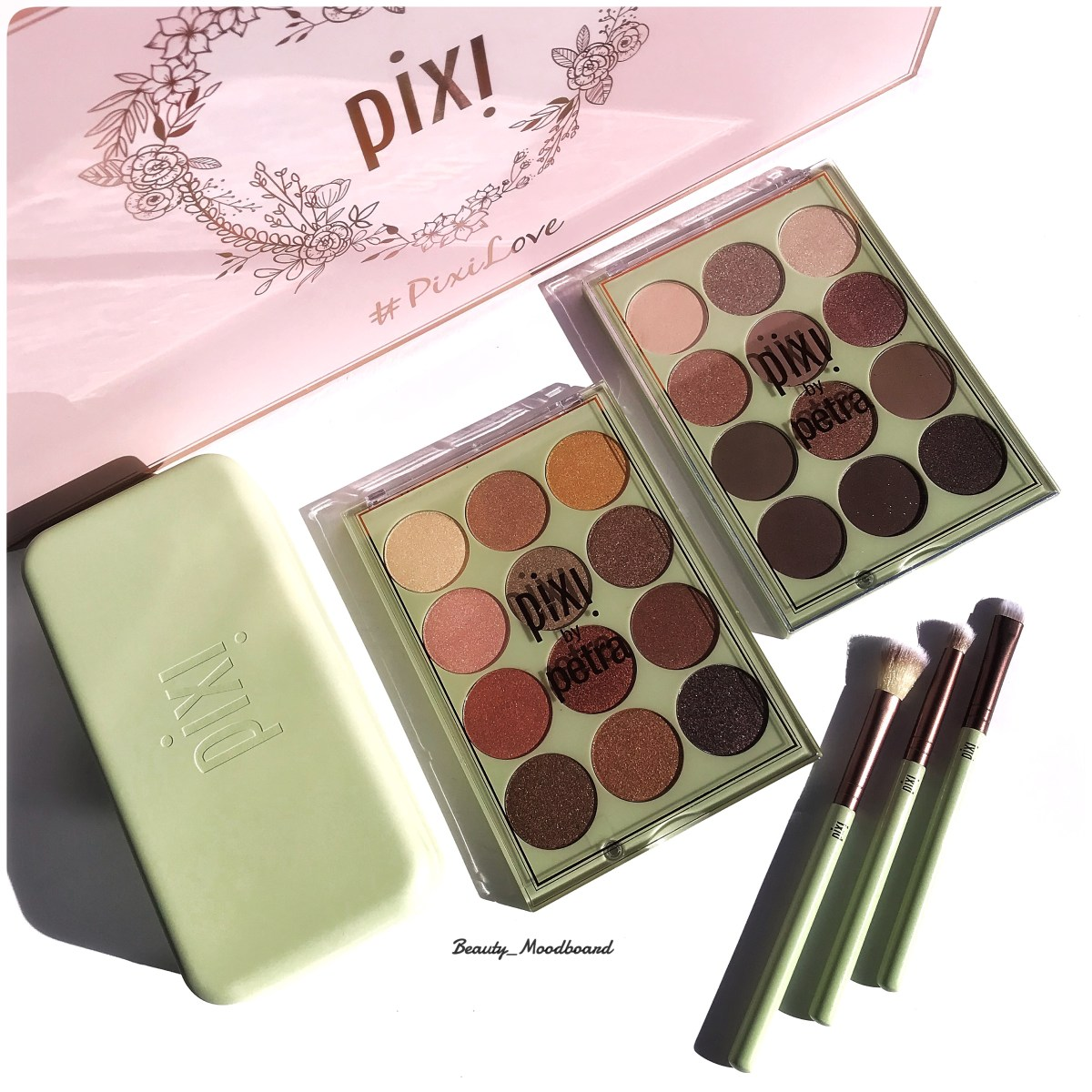 Pixi Beauty Eye Reflections Shadow Palette #getthepixiglow ;)