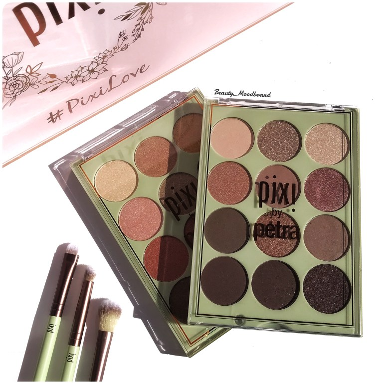 Pixi Beauty Eye Reflections Shadow Palette