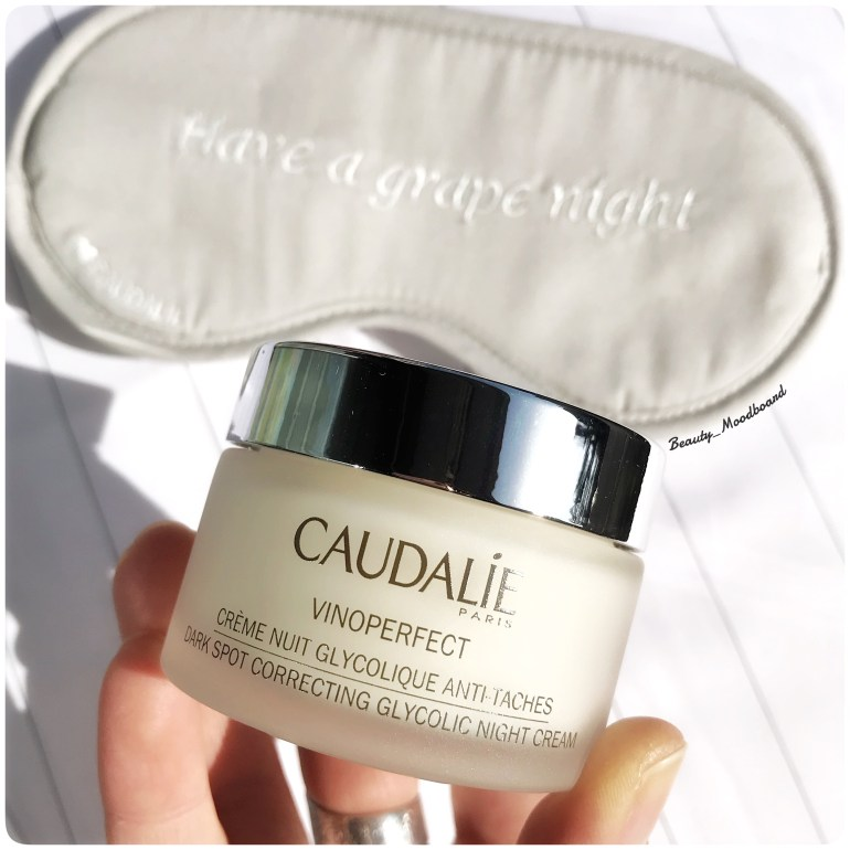 Caudalie Vinoperfect Creme Nuit Glycolique Anti-Taches
