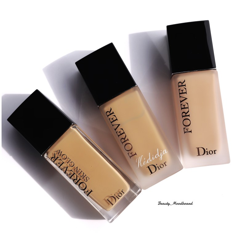 Dior Forever Skin Glow 2WO - Dior Forever 3WO - Dior Forever 2CR