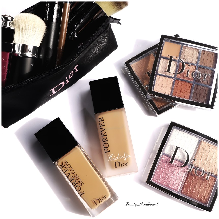 Collection Dior Makeup Foundation et palettes Dior Backstage